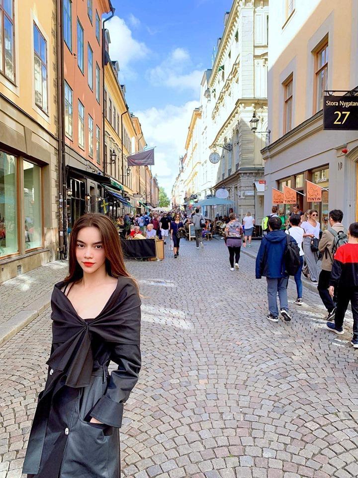 Kim Lý âu yếm Hồ Ngọc Hà tại Thụy Điển, fans chỉ mong nữ ca sĩ sớm trở thành dâu con trong nhà-2