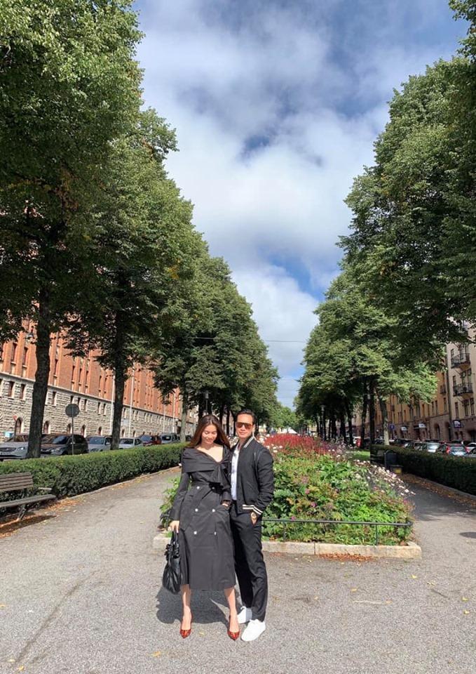 Kim Lý âu yếm Hồ Ngọc Hà tại Thụy Điển, fans chỉ mong nữ ca sĩ sớm trở thành dâu con trong nhà-4