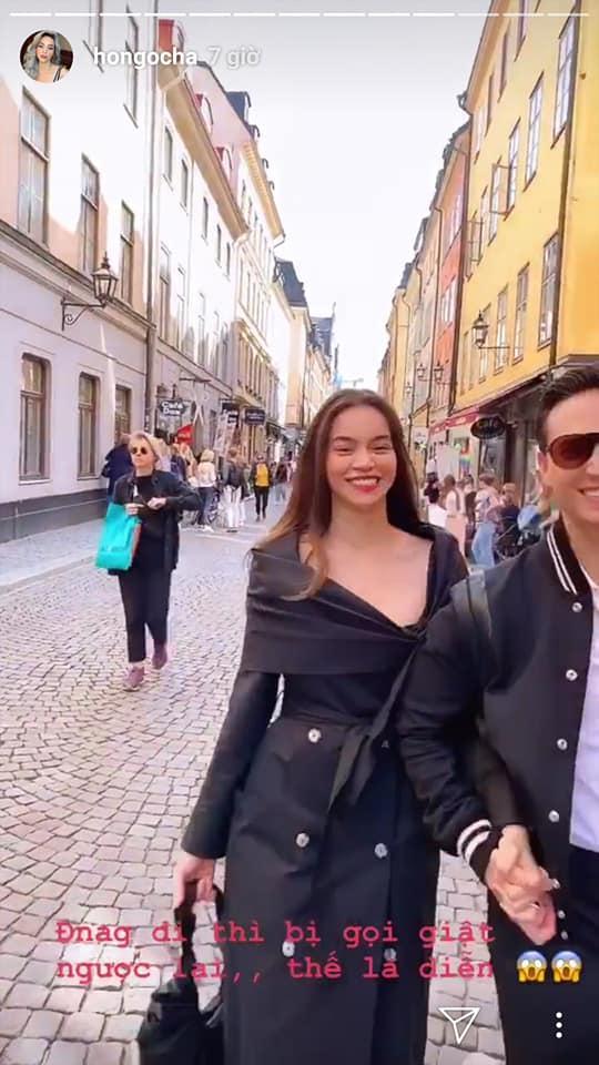 Kim Lý âu yếm Hồ Ngọc Hà tại Thụy Điển, fans chỉ mong nữ ca sĩ sớm trở thành dâu con trong nhà-7