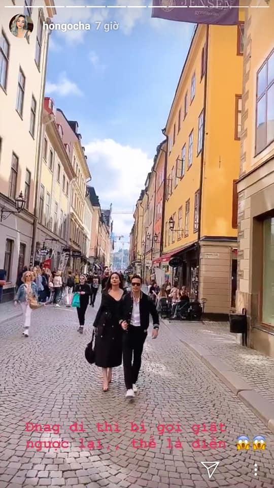 Kim Lý âu yếm Hồ Ngọc Hà tại Thụy Điển, fans chỉ mong nữ ca sĩ sớm trở thành dâu con trong nhà-6
