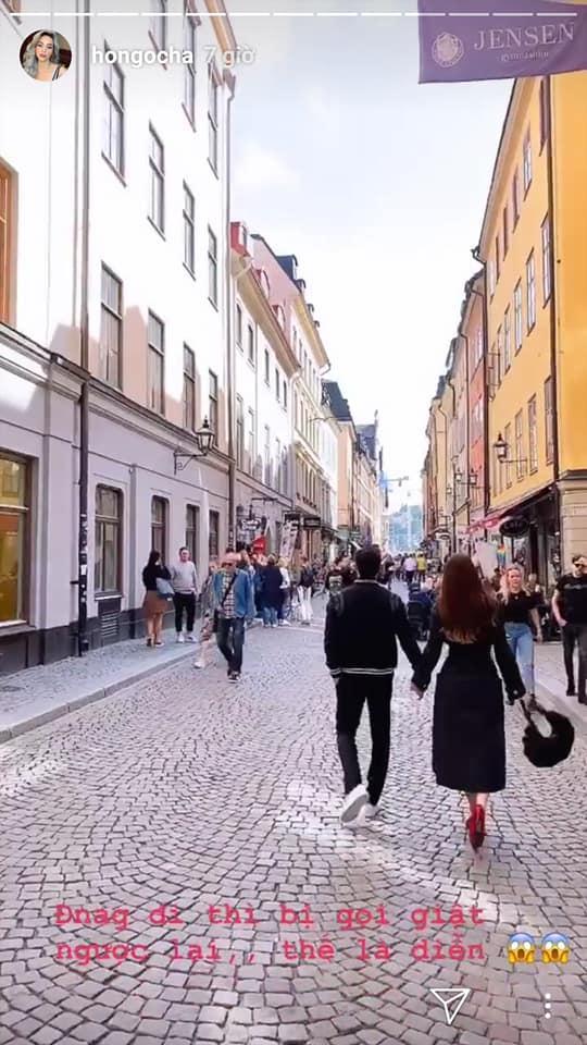 Kim Lý âu yếm Hồ Ngọc Hà tại Thụy Điển, fans chỉ mong nữ ca sĩ sớm trở thành dâu con trong nhà-5