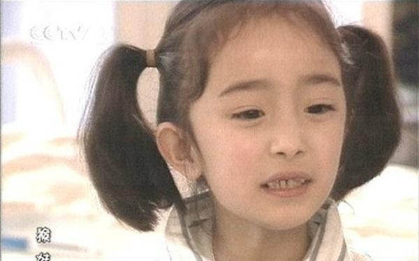 Quá khứ chưa kể của Dương Mịch: 6 tuổi nằm chung bệnh viện với anh trai Tôn Ngộ Không-1