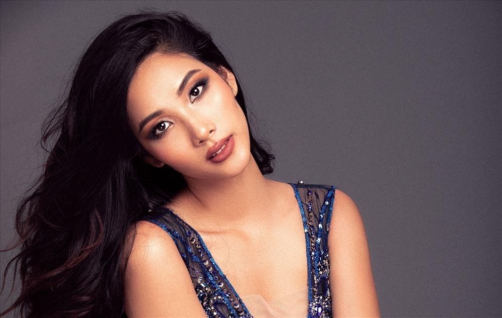 Hoàng Thùy nên để kiểu tóc nào và phải né kiểu tóc nào khi chinh chiến Miss Universe 2019?-1