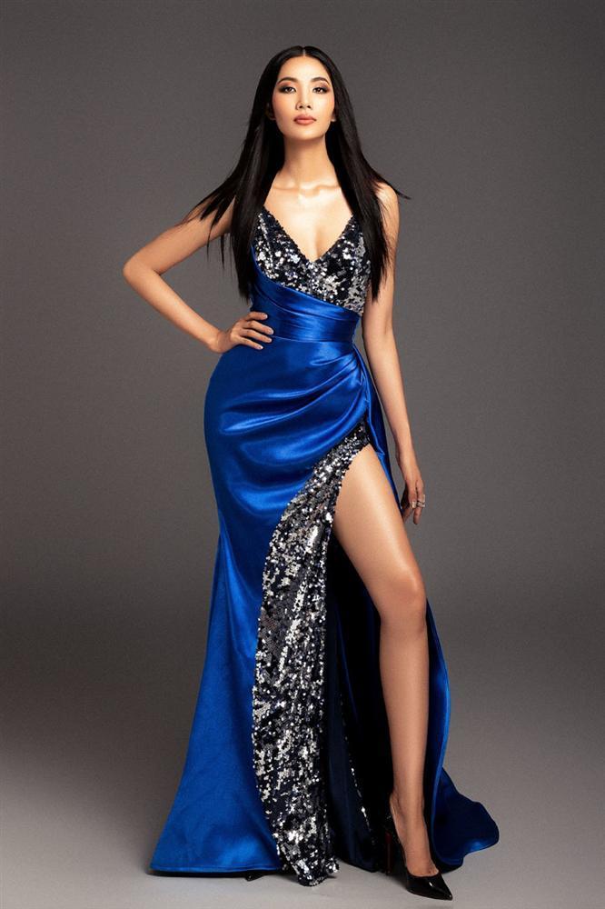 Hoàng Thùy nên để kiểu tóc nào và phải né kiểu tóc nào khi chinh chiến Miss Universe 2019?-6