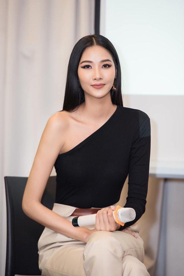 Hoàng Thùy nên để kiểu tóc nào và phải né kiểu tóc nào khi chinh chiến Miss Universe 2019?-3