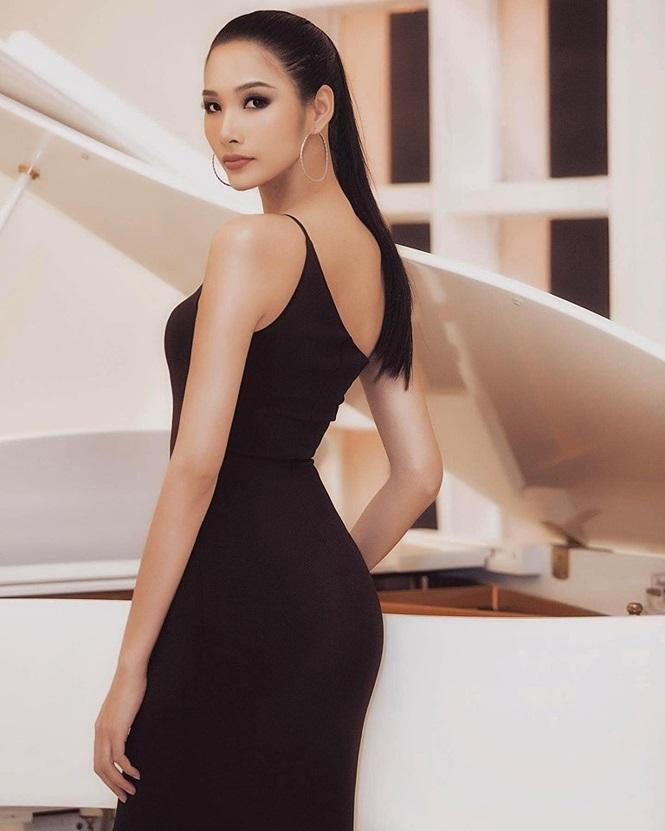 Hoàng Thùy nên để kiểu tóc nào và phải né kiểu tóc nào khi chinh chiến Miss Universe 2019?-9