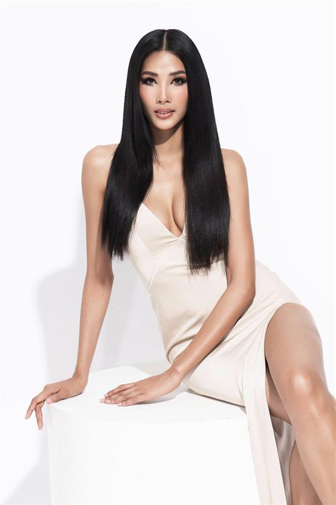 Hoàng Thùy nên để kiểu tóc nào và phải né kiểu tóc nào khi chinh chiến Miss Universe 2019?-5