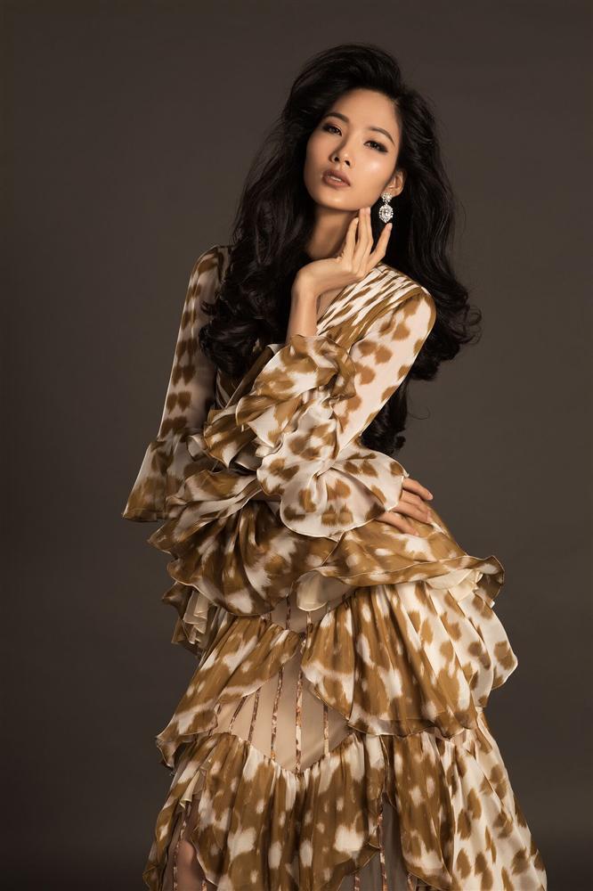 Hoàng Thùy nên để kiểu tóc nào và phải né kiểu tóc nào khi chinh chiến Miss Universe 2019?-18