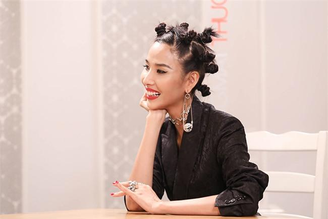 Hoàng Thùy nên để kiểu tóc nào và phải né kiểu tóc nào khi chinh chiến Miss Universe 2019?-13