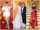 Sau khi lấy chồng, Nhã Phương - Hari Won lên đời nhan sắc, liên tục lọt top sao mặc đẹp
