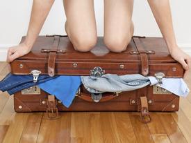Bí quyết xếp 'cả thế giới' vào vali du lịch