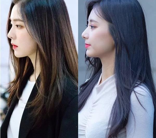 Netizen Hàn tranh luận Irene hay Tzuyu mới là visual đỉnh nhất Kpop-3