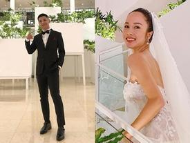 Cường Seven nói gì trước thông tin bí mật cưới Vũ Ngọc Anh vì 'chạy bầu'?