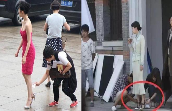 Những mỹ nhân Trung Quốc bị chỉ trích vì hành xử như bà hoàng-8