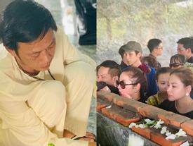 Hoài Linh khóc, nhớ kỷ niệm cũ khi tiễn biệt nghệ nhân Thành Giao