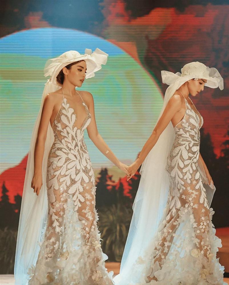 Công khai khoe ảnh mặc váy cưới đôi, Kỳ Duyên nói lời yêu đậm chất ngôn tình gửi Minh Triệu-13