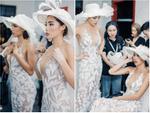 Công khai khoe ảnh mặc váy cưới đôi, Kỳ Duyên nói lời yêu đậm chất ngôn tình gửi Minh Triệu