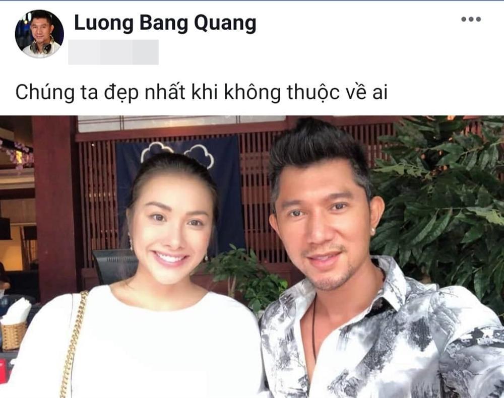 Đăng ảnh bên tình cũ Yaya Trương Nhi, Lương Bằng Quang được khuyên yêu lại từ đầu-1