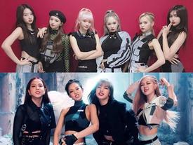 Girlgroup tân binh EVERGLOW bị netizen chỉ trích vì cho rằng đã vay mượn concept từ đàn chị BlackPink