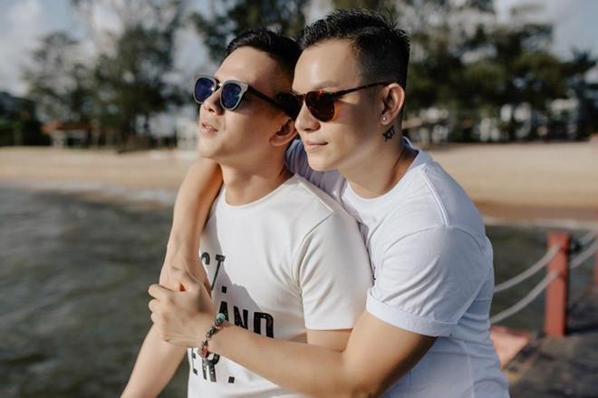 Cặp LGBT từng được ngưỡng mộ trong Người ấy là ai đã chia tay-4
