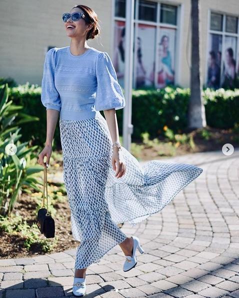 Hoa hậu Phạm Hương thích thú khi được khen giống đại mỹ nhân Angelina Jolie-2