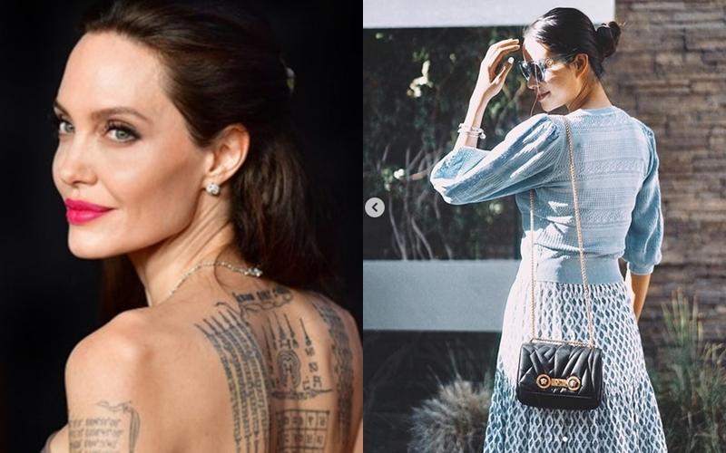 Hoa hậu Phạm Hương thích thú khi được khen giống đại mỹ nhân Angelina Jolie-5
