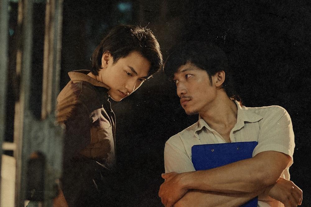 3 cặp nam - nam gây chú ý trên màn ảnh Việt-2