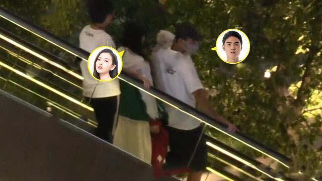 Na Tra Tống Tổ Nhi bị bắt gặp hẹn hò tài tử gốc Việt hơn 16 tuổi-2