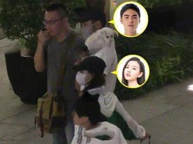 'Na Tra' Tống Tổ Nhi bị bắt gặp hẹn hò tài tử gốc Việt hơn 16 tuổi