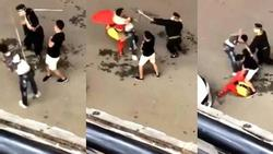 Đoàn hóa trang 'Tôn Ngộ Không' bị đánh bầm dập ở Sa Pa