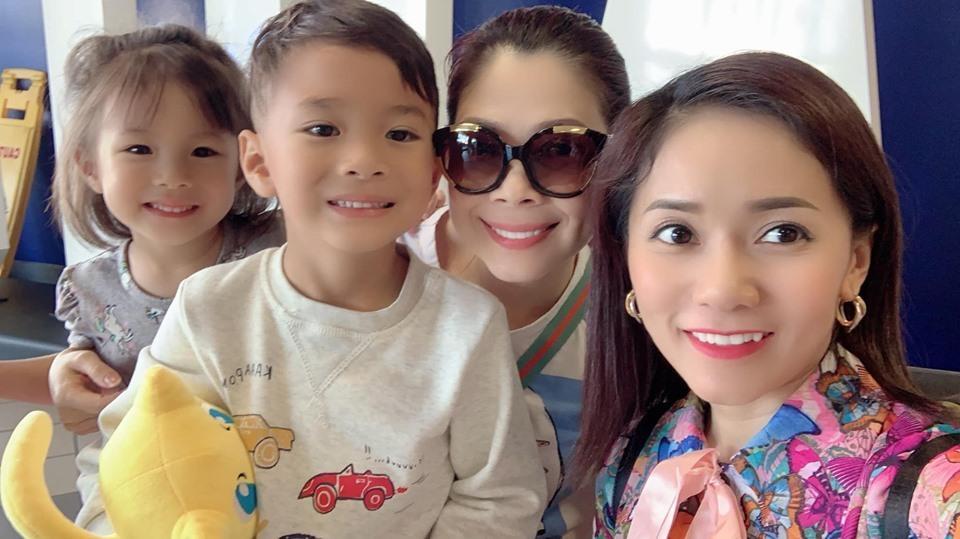 Thanh Thảo hé lộ cuộc sống con trai 8 tuổi của Ngô Kiến Huy tại Mỹ-3