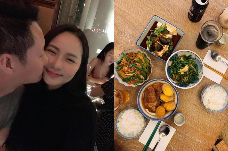 Làm vợ 4 đại gia, Phan Như Thảo được chồng chăm như bà hoàng đến đôi đũa ăn cũng phải đúng ý-1