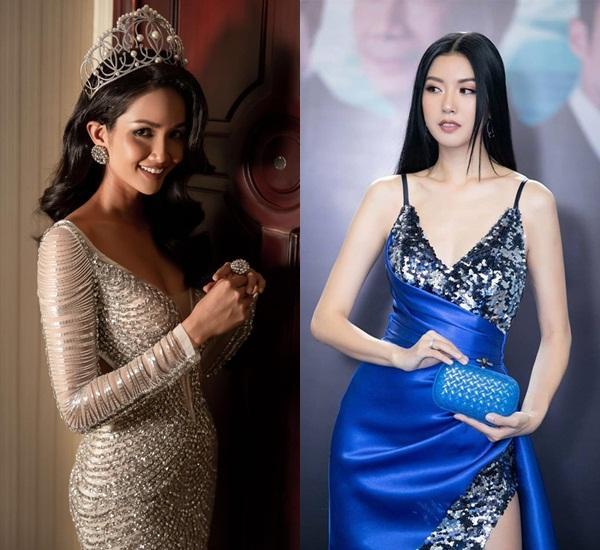 Đến lượt HHen Niê ra mặt ủng hộ Á hậu Thúy Vân thi Hoa hậu Hoàn vũ Việt Nam 2019-2