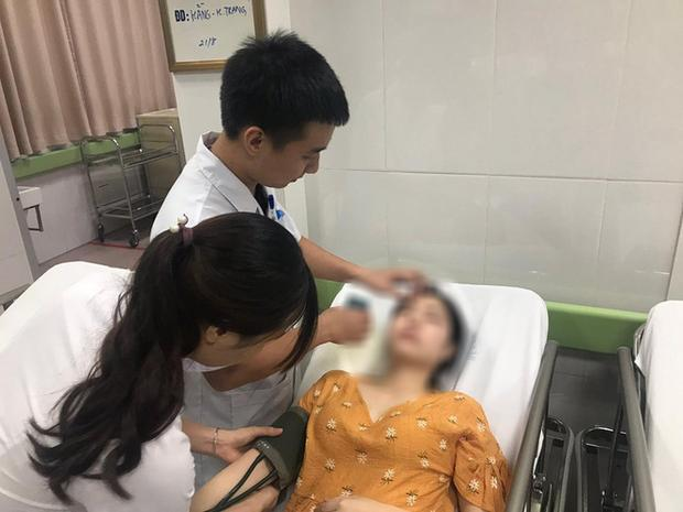 Vụ võ sư đánh vợ mới sinh đến mức nhập viện: Gia đình vợ sợ hãi cố thủ trong nhà, chồng đến tận bệnh viện dọa giết!-1