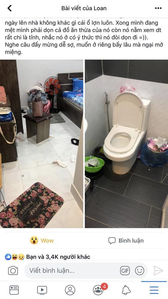 VZN News: Về quê 3 ngày, cô gái trẻ choáng váng vì căn phòng sạch sẽ thơm tho bỗng chốc biến thành bãi rác-1