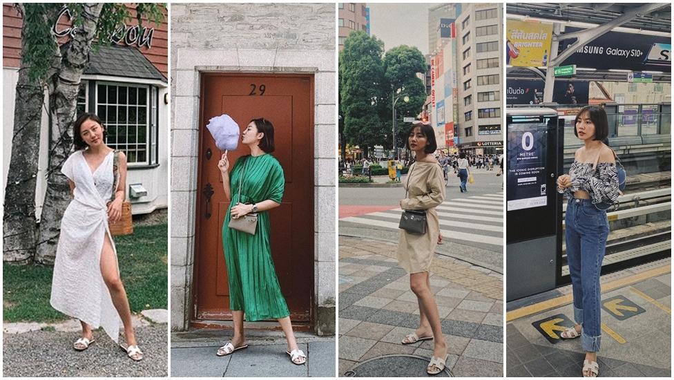 Choáng ngợp với tủ giày hàng trăm đôi cực kỳ xịn xò của Văn Mai Hương-7