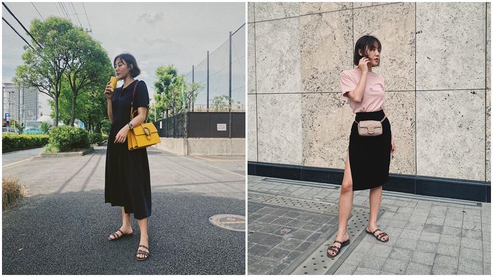 Choáng ngợp với tủ giày hàng trăm đôi cực kỳ xịn xò của Văn Mai Hương-6