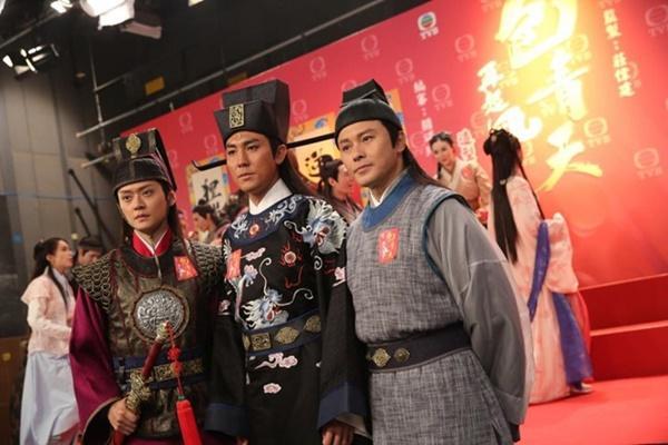 Sau 22 năm, TVB làm lại Bao Thanh Thiên nhưng thất bại-1