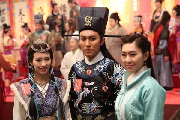 Sau 22 năm, TVB làm lại Bao Thanh Thiên nhưng thất bại-2