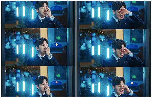 Cảnh khóc của sao nam Hàn: Người cảm động, kẻ gây cười-1