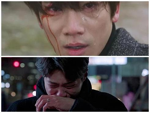 [K-Drama]: The crying scene of Korean male stars: make touched or laugh