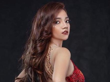 Diện váy nhái, thí sinh Hoa hậu Trái Đất Myanmar ngã trên sân khấu
