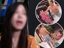 Võ sư Nguyễn Xuân Vinh đánh vợ dã man