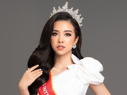 Á hậu Thúy An được lựa chọn là đại diện Việt Nam thi đấu tại Miss Intercontinental 2019