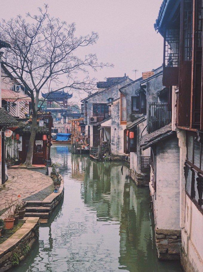 Không chỉ Phượng Hoàng cổ trấn, Trung Quốc còn nhiều nơi đẹp như phim-1