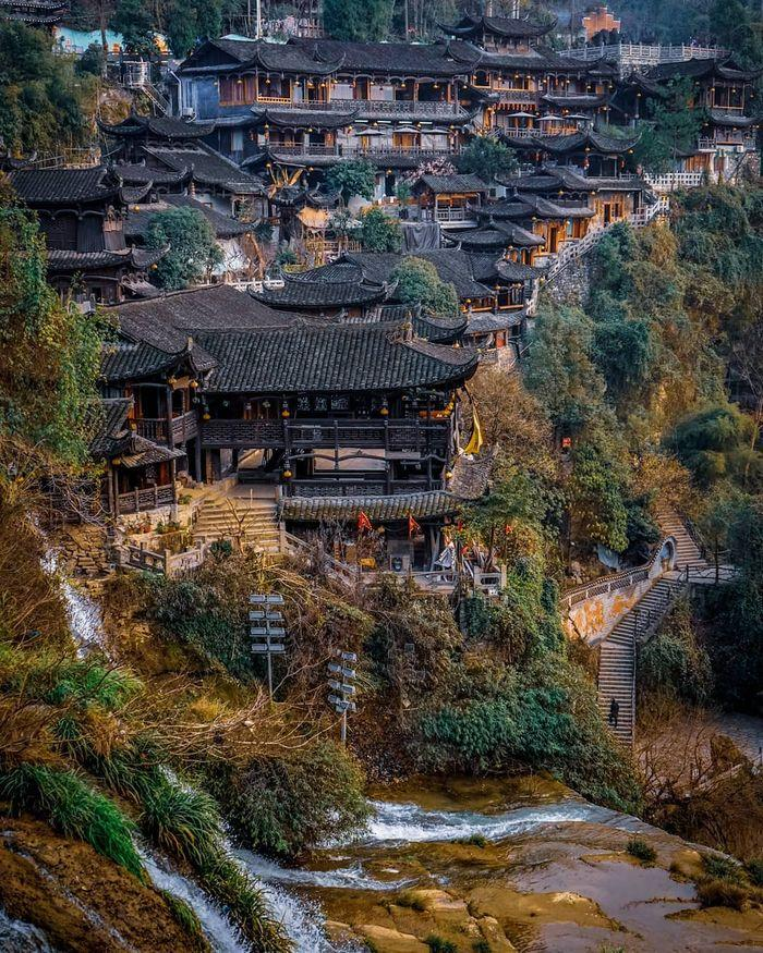 Không chỉ Phượng Hoàng cổ trấn, Trung Quốc còn nhiều nơi đẹp như phim-2