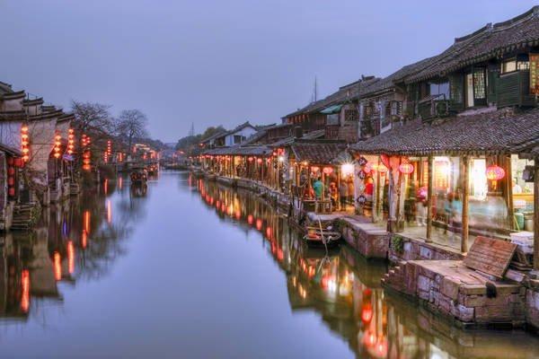 Không chỉ Phượng Hoàng cổ trấn, Trung Quốc còn nhiều nơi đẹp như phim-3