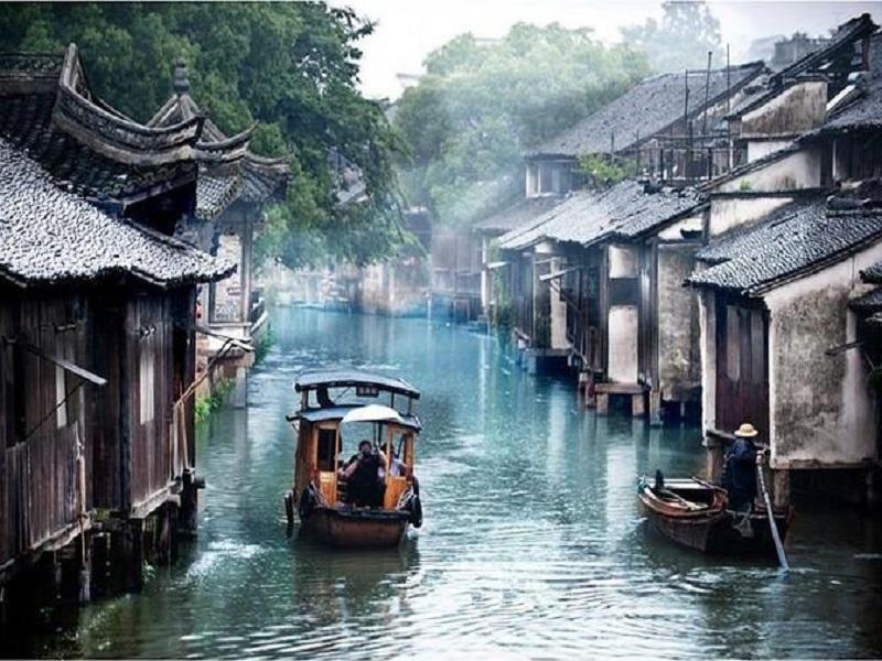 Không chỉ Phượng Hoàng cổ trấn, Trung Quốc còn nhiều nơi đẹp như phim-4