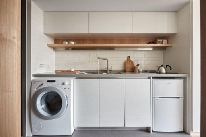 Vị trí đặt máy giặt hút tài lộc vào nhà: Cuối năm gia chủ thành tỷ phú đếm tiền sái tay-1