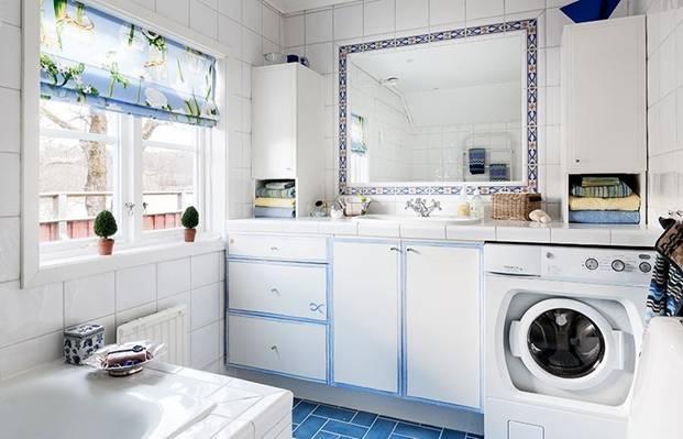 Vị trí đặt máy giặt hút tài lộc vào nhà: Cuối năm gia chủ thành tỷ phú đếm tiền sái tay-2